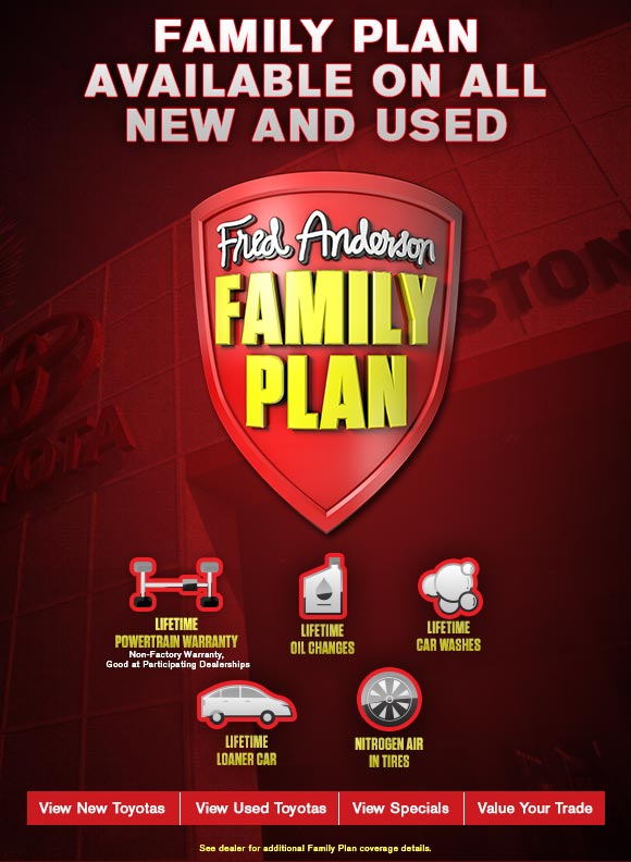 Fred Anderson Toyota Charleston Sc Service >> Fred Anderson Toyota of Charleston | New Toyota dealership in Charleston, SC 29414